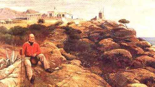 Garibaldi a Ischia